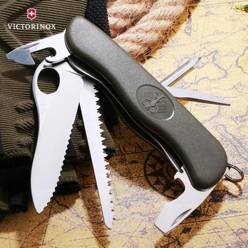 Нож victorinox модель 0.8461 mw4de оливковый ножи legend knife