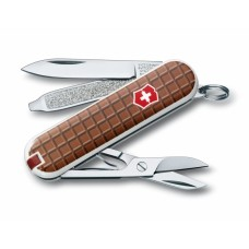 "Нож Victorinox Classic ""Chocolate"" 0.6223.842"