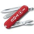 "Нож Victorinox Classic ""The Gift""0.6223.851 красный"
