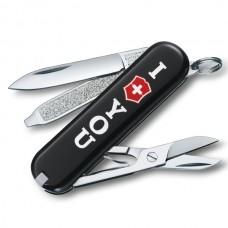 "Нож Victorinox Classic ""The Gift""0.6223.853 черный"