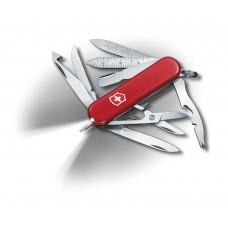Нож Victorinox Midnite Minichamp 0.6386 красный