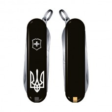 Ніж Victorinox Classic SD Ukraine 0.6223.3R1