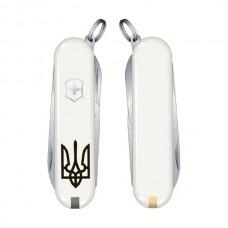 Нож Victorinox Classic SD Ukraine 0.6223.7R1