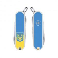 Нож Victorinox Classic SD Ukraine 0.6223.7R3