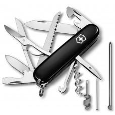 Нож Victorinox Huntsman Plus 1.3715.3R черный