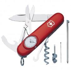 Нож Victorinox Time Keeper 1.3406 красный