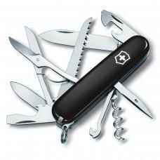 Нож Victorinox Huntsman 1.3713.3B1 черный в блистере