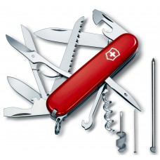 Нож Victorinox Huntsman Plus 1.3715 красный