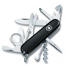 Нож Victorinox Explorer 1.6703.3R черный