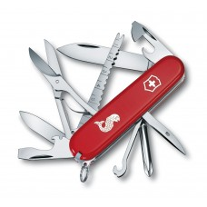 Нож Victorinox Fisherman 1.4733.72 красный