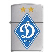 Зажигалка Zippo Динамо Киев 200 DK