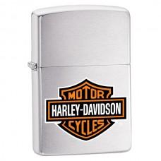 Зажигалка Zippo Harley Davidson 200 HD H 252