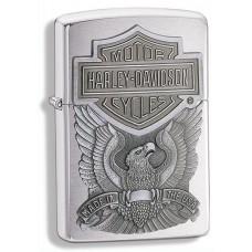Зажигалка Zippo Harley Davidson 200 HD H 284