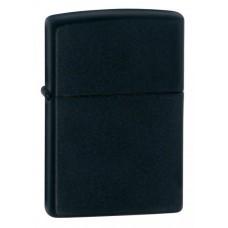 Зажигалка Zippo Black Matte 218