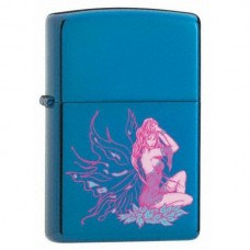 Зажигалка Zippo 20446 Sapphire Fluttering Fairy 24065
