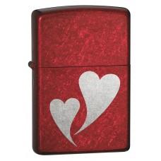 Зажигалка Zippo Double Hearts 24183