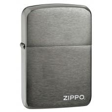 Зажигалка Zippo 24096 Black Ice 24485