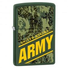Зажигалка Zippo U.S. Army 24828
