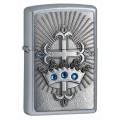 Зажигалка Zippo Crown and Cross 24875