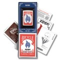 Набор Zippo 24880 Lighter & Playing Cards Gift Set