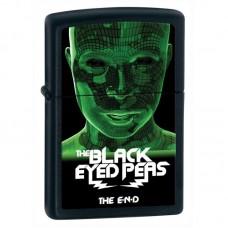 Зажигалка Zippo 218 Black Eyed Peas 28026