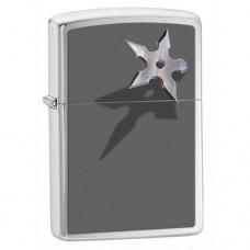 Зажигалка Zippo 200 Cornered Star 28030
