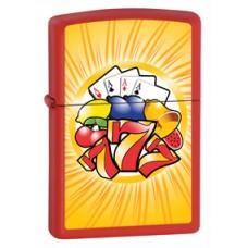 Зажигалка Zippo Aces & Sevens 28037