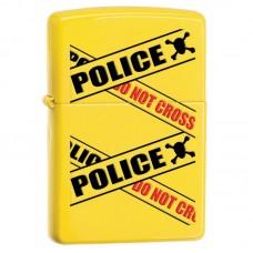 Зажигалка Zippo 24839 Police Caution 28060