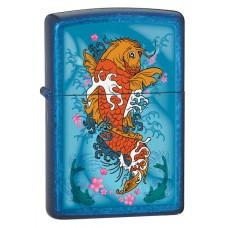Зажигалка Zippo 24534 Kio Fish 28139