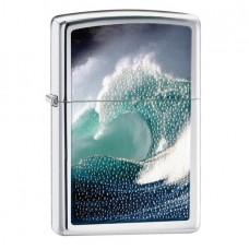 Зажигалка Zippo 200 Ocean Wave 28178