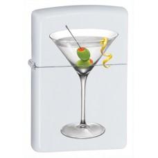 Зажигалка Zippo 214 BS Martini 28271