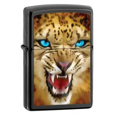 Зажигалка Zippo BS Leopard Ebony 28276