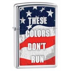 Зажигалка Zippo 250 These Colors Dont Run 28292