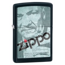 Зажигалка Zippo 218 Depot Zippo Logo 28300