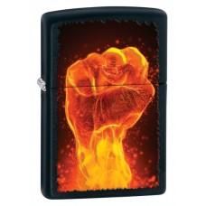 Зажигалка Zippo 218 Fire Fist  28308