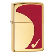 Зажигалка Zippo 254B Pipe Lighter Red 28322