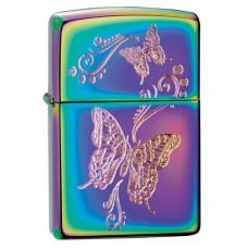 Зажигалка Zippo 151 Butterflies 28442