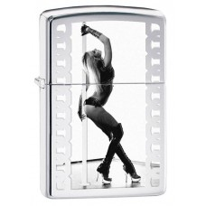 Зажигалка Zippo 250 Pole Dancer 28448