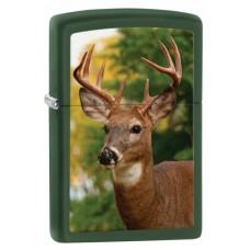Зажигалка Zippo 221 Buck Zippo Lighter 28471