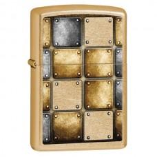Зажигалка Zippo 207G Metal Design 28539