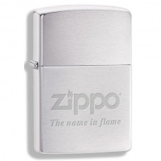 Зажигалка Zippo The Name In Flame 290609