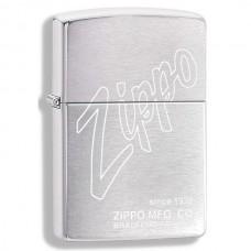 Зажигалка Zippo Logo 295992