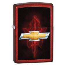 Зажигалка Zippo 21063 Chevy Candy Apple Red 28636
