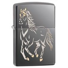 Зажигалка Zippo 150 Running Horse 28645