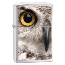 Зажигалка Zippo 200 Owl Face 28650