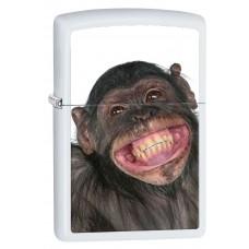 Зажигалка Zippo 214 Monkey Grin 28661