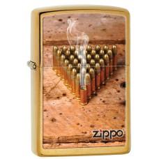 Зажигалка Zippo 204B Smoking Bullets 28674