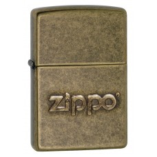 Зажигалка Zippo 201FB Zippo Stamp 28994