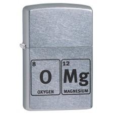 Зажигалка Zippo 207 Element OMG 29062