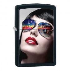 Зажигалка Zippo 218 Reflective Sunglasses 29090